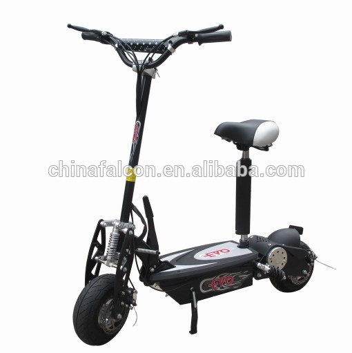1000w folding electric scooters for adult with ce for Folding motorized scooter for adults