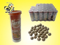 Hot sell Crisp Sugar Coated Chocolate Beans Fill In Bottle