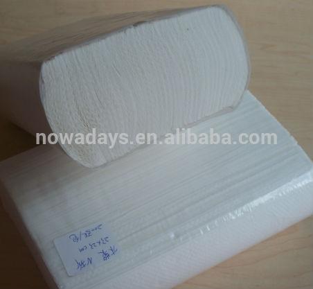 Fold Out Z-fold/m-fold/n-fold Tissue