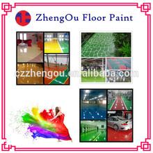 Epoxy Floor Coating/ Paint for factory hospital garage warehouse