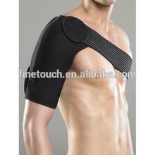 Elastic shoulder strap