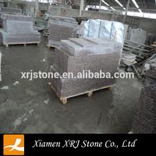Pulido suelo de baldosas G687 baldosas de granito suelo