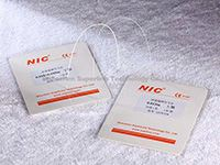 Tooth Color Invisible Arch Wire hot sale Orthodontic Niti Reverse Curve Arch Wire