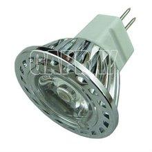 Aluminum Alloy CE RoHS 1.4W 12V AC MR11