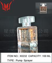 Wholesale special parfum bottle 30ml 50 ml glass parfum bottles