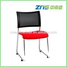 ZNS 827CBP chrome office arm furniture