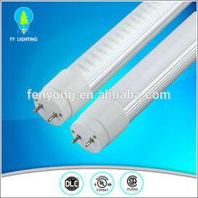 DLC UL cUL High lum 120lm/w Ra80 18w led tube 1200mm tube led light t8