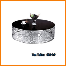wholesale hardware round tea table(081-A)