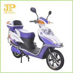 rechargeable battery Green energy electric motorcycle with pedals