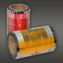 Food PET/BOPP/PA/PE Printing Plastic Roll Film
