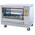 Máquina de pollo asado / automáticos comerciales de acero inoxidable máquina de pollo asado