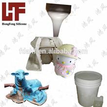 Mold Liquid Silicone Rubber FDA ROHS Certificate Hot Sale Silicone Rubber