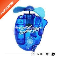 mini water spray fan