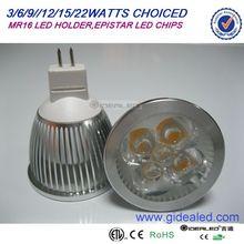 best price led spotlight 5w mr 16 led recessed spotlight