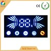 Small LED display module,7 segment led display