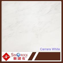"First quality Italian Bianco Carrara white Marble Tiles12"" X12"" Polished"