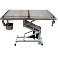 The first-rate stainless steel electric pet operating table for dogs