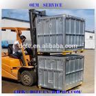 folding ibc pallet box /1000L liquid turnover container