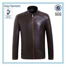 De calidad superior respirable de lujo nobel a prueba de agua hombres de la marca de la chaqueta