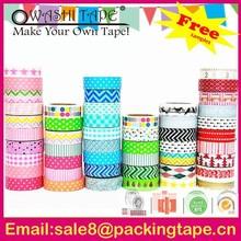 custom make washi tape,japanese washi tape,custom printed washi tape