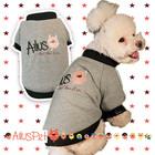 Ailuspet Pet Dog Clothes Winter Warm Cotton Dog Clothing Fine Pet Products