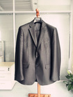 factory price polyester cheap formal coat pant man suit