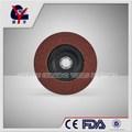 abrasivo flexible disco de la aleta para madera