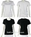 Verano 2014 de gran tamaño camiseta barato al por mayor de ropa de mujer de color sólido t shirt talla s- xxl