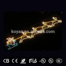 LED Decorations for Christmas light up christmas wall decor