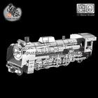 2014 New Design High Quality Funny 3D DIY Puzzle JNR Class D51 Metal Vehicle