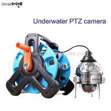Newly Designed HD 700TVL underwater camera PTZ camera 10x ZOOM lens CR110-7K