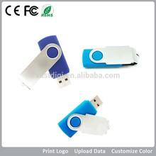 Promotion Swivel Usb Stick/Colorful flash drive usb/pen drive