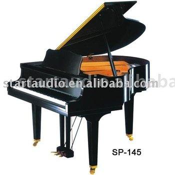 Black 148 Size Advanced Piano SP148