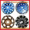 AAA Grade High Efficient Top Grade Concrete Diamond Cup Wheel