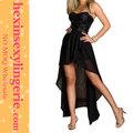 grandes estoques de dobra de noite de moda de nova impressão vestido de chiffon 2014