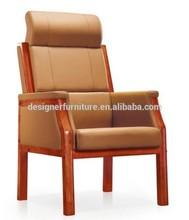 swivel chair wood base in China