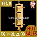 2014 quente- venda de alta qualidade de luxo corrimãos interior; exterior corrimão suporte