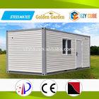 China Modular new design wooden garden house