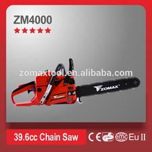 ZOMAX 40cc Chainsaw - ZM4000 gasoline chain saw