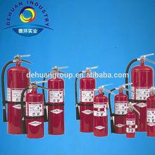 Portable ABC & BC dry powder fire extinguisher ISO(0.5kg-100kg)