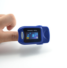 0.96'' Dual Color OLED pulse rate pulse oximeter