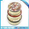 High Quality Chinese Factory Tin Metal Gift ,gift box High quality Custom Logo