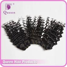 Natural Raw Indian Hair Long Lasting Indian Remy Human Hair