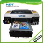 a2 size small uv printer desktop digital led flatbed printing machine