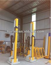 Reciprocator for powder coating line