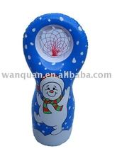 Plastic Inflatable Basketball Hoop