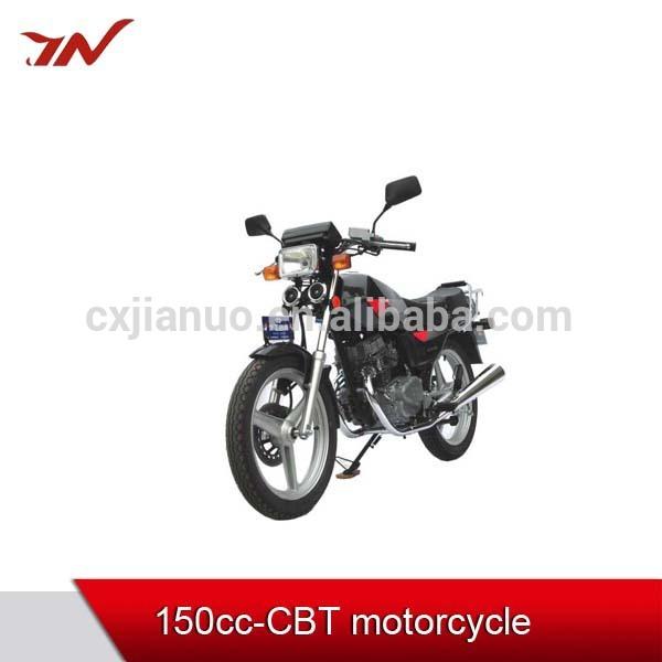 CBT single cylinder 150cc motorcycle