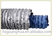 Plastic Nylon Fabric Flexible Ventilation Duct
