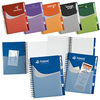 mini spiral notebook with pen/pp cover spiral notepad