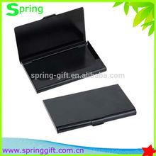 quality metal name card case / aluminium business name card holder/business card holder